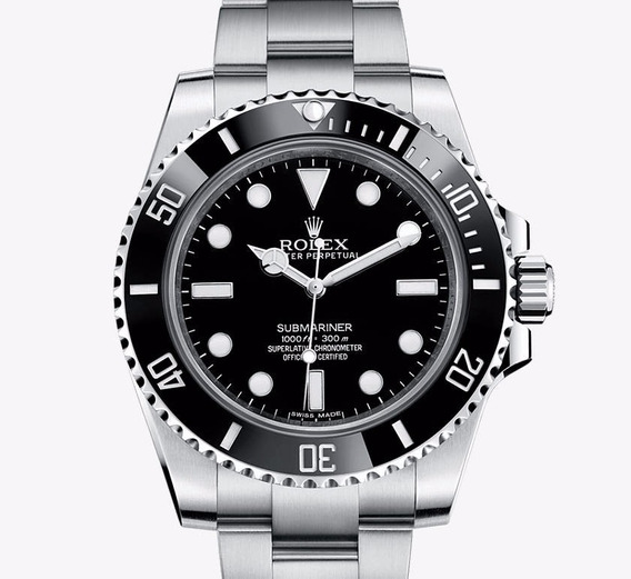 Rolex Oyster Perpetual Submariner Mechanical 114060