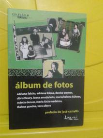 Álbum De Fotos - Coleção Sesc Sp