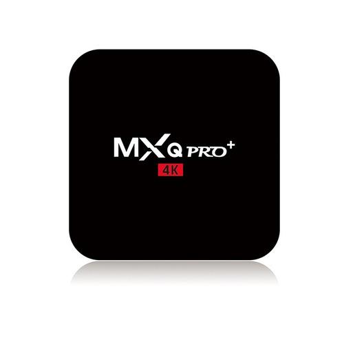 Android Tv 4k 2gb Ram 16gb Rom Bluetooth Mxq+ Plus Kodi