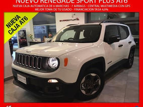 Jeep Renegade Sport Plus 6at Cash Hoy!!!
