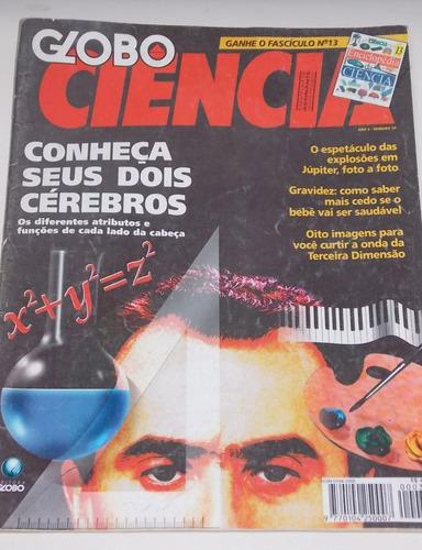 Revista Globo Ciência Nº 39 Outubro 1994