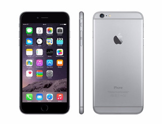 iPhone Apple 6 Plus 16gb Cinza Spacial Anatel
