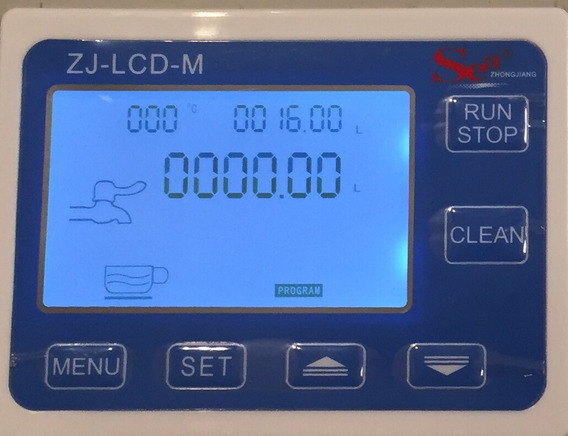 Medidor Fluxo Dosador Água Automático Digital Kit 3 Pol