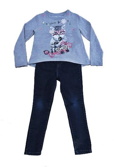 Precioso Conjunto Para Niña Cklass Kids Baratisimo! #104