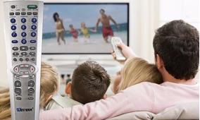 Tv Controle Universal Som Original Remoto Dvd Atacado