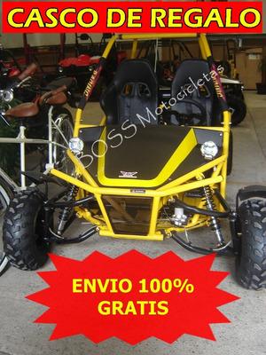 Arenero Terrain 200cc Marca Boss Nuevo