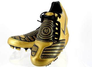 Chimpunes De Futbol Nike Modelo Total90 Talla8.5us & 26.5cm