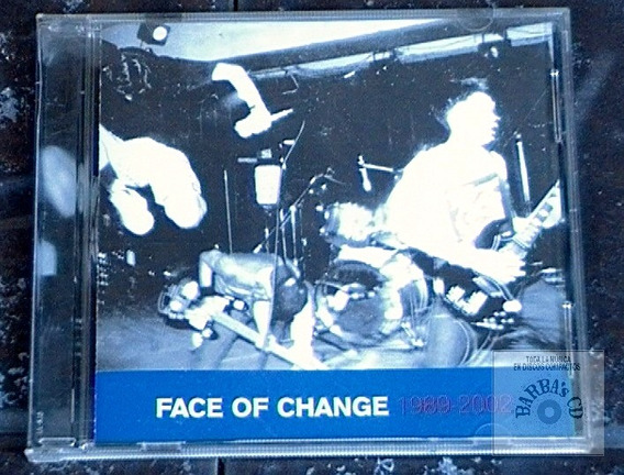 Face Of Change - Face Of Change 1989-2002 ( Nuevo ) Hardcore