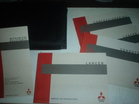 Manual Mitsubishi Lancer 2012 2013 Original 2.0 16v Gt Sport