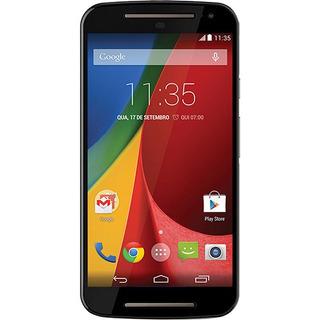Smartphone Motorola Moto G 2ª Geração Com Brinde Capa Preta