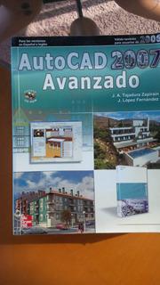 Libro Autocad 2007 Avanzado (vers. Ingles Y Español)