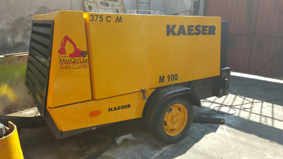 Compresors Kaeser 210,375,400pcm Año 2012 Motor Kubota Turbo