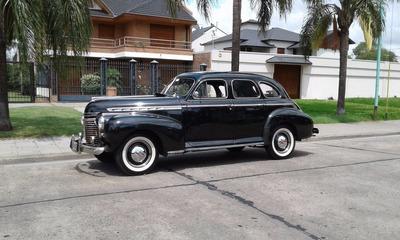 Alquilo Auto Antiguo Para Casamientos Y Eventos-1941