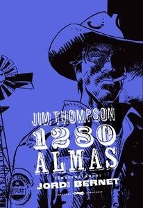 1280 Almas, Jim Thompson, Ed. Zorro Rojo