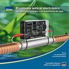 Vulcan 3000 Sistema Antisarro Electrónico Y Ecológico