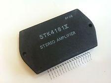 Stk4181ii Stk-4181ii Amplificador De Audio Salida