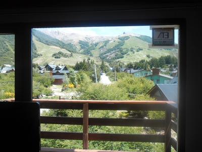 Bariloche Cabañas Depto 2, 4 ,6 Personas Vista Al Cerro