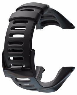 Pulseira Para Suunto Ambit Sport Black Strap Qualquer Ambit