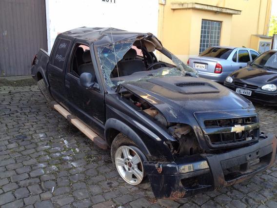 Sucata S-10 Advantage 2.4 Gasolina Bassani Auto Peças