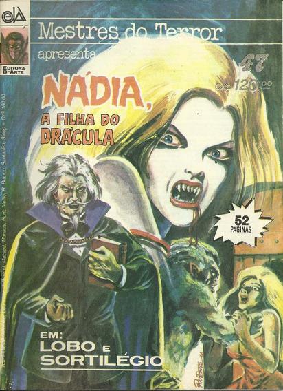 Revista Mestres Do Terror #47