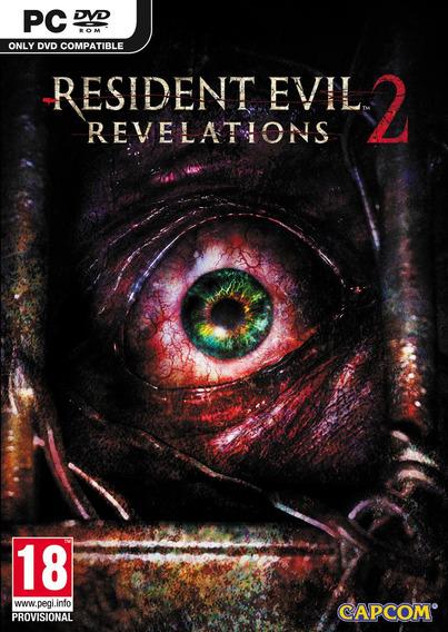 Resident Evil Revelations 2 - Frete Grátis