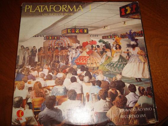 Um Show De Brasil - Lp - Plataforma I
