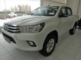 Toyota Hilux Sr 2.8diesel Aut 4x4 Cab.dupla Completo 0km1717
