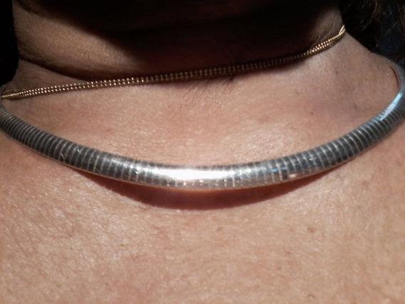 Gargantilha Prata De Lei - Anaconda