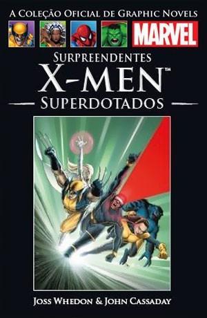 Salvat N36 X-men Superdotados - Frete Grátis Para O Brasil
