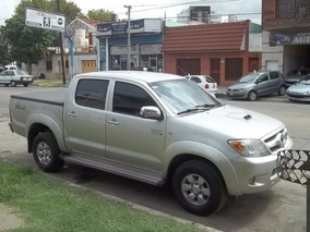 Toyota Hilux 3.0 4x4 Srv La Mejor