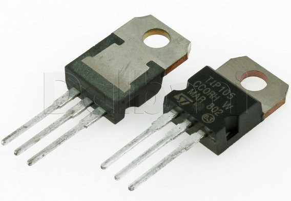 9x Transitor Tip105 * Tip 105 * (frete Brasil R$12,00)