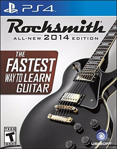 Rocksmith 14 Ps4 Original**1