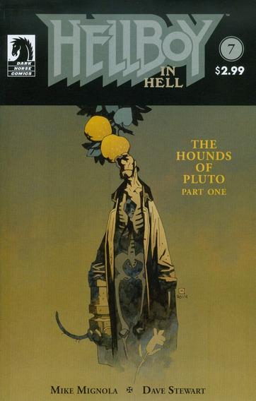 Hellboy In Hell #7 (2015) Mike Mignola - Ed. Dark Horse