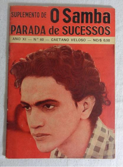 Revista O Samba Parada De Sucesso N°60