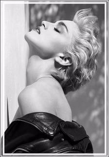 Madonna Foto Gigante Hd 60cmx85cm Cartaz Para Decorar Sala