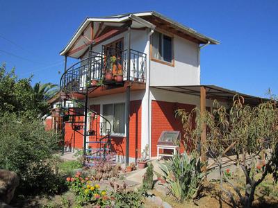 Casa (2 Casas) En Terreno De 1000 M2 Vicuña Valle Del Elqui