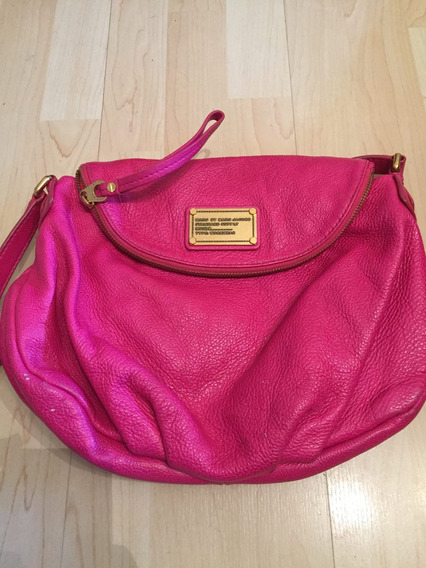 Cartera Marc Jacobs Fuscia Original