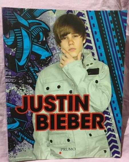 Livro Sobre A Vida De Justin Bieber