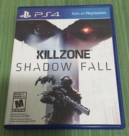 Killzone Shadow Fall - Ps4 - Midia Fisica