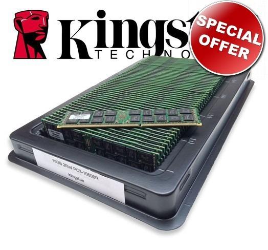Memoria 4gb Ddr3 Rdimm Server 2x2gb Hp Ibm Dell