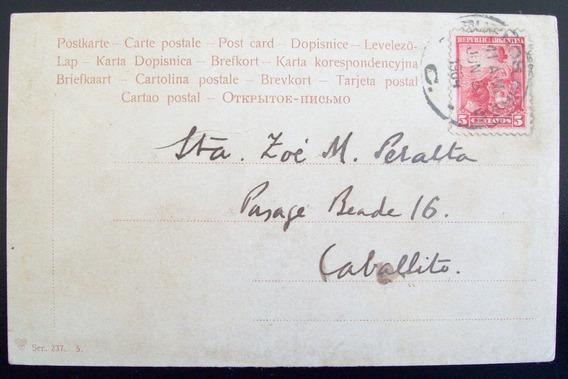 Argentina, Postal Antigua Gj 222 Matas Buenos Aires C L4771