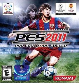 Pes 2011 Ps3 Pro Evolution Soccer Ótimo Estado