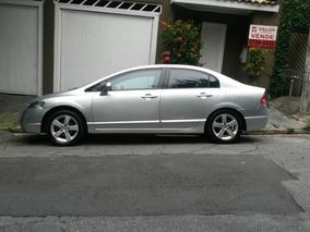 Honda New Civic 2007 Lxs Blindado