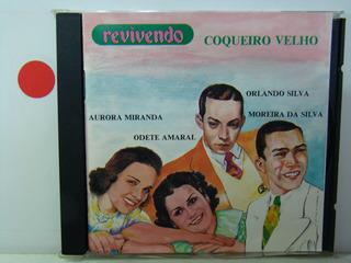 Cd - Coqueiro Velho - Aurora/odete/o.silva/m.silva (reviv.)