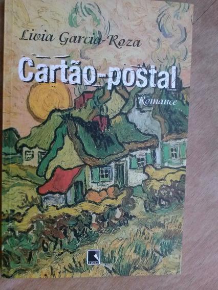 Livro - Cartão-postal - Livia Garcia-roza