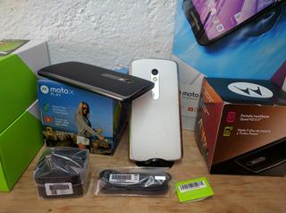 Moto X Play 16gb Nuevos! Y Libres