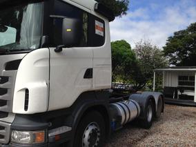 Scania R 440 6x2 2013 Com Retarder