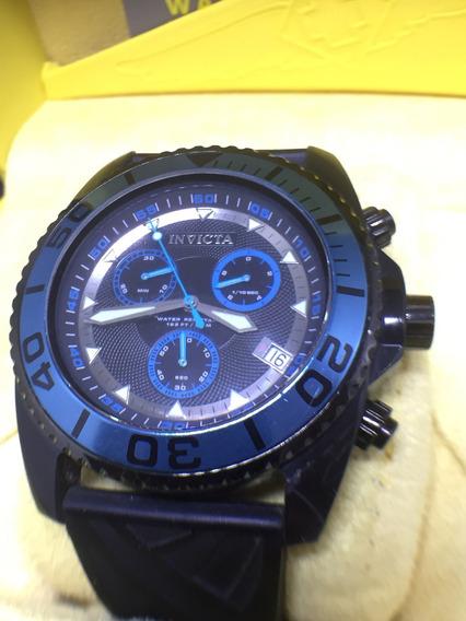 Relogio Invicta Original Modelo 5793 Skull Edition Unico!