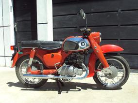 Honda Benly 150 1961