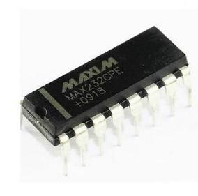 10x Max232 Driver Conversor Serial Ttl Rs232 Max232cpe